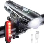 7. Easynova LED Fietsverlichting