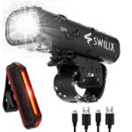 1. SWILIX Fietsverlichting Set